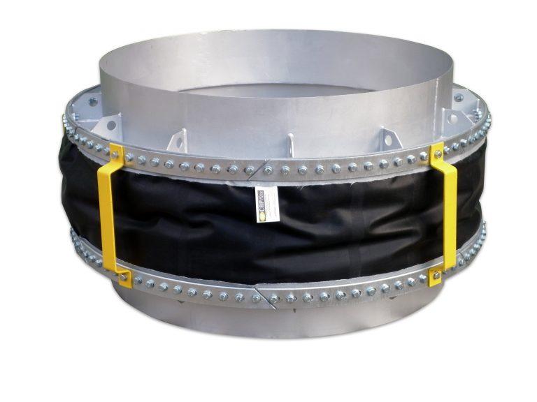 compensateur de dilatation textile