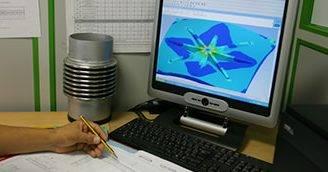 conception de compensateur de dilatation sur mesure, compensateur thermique, compensateur sismique