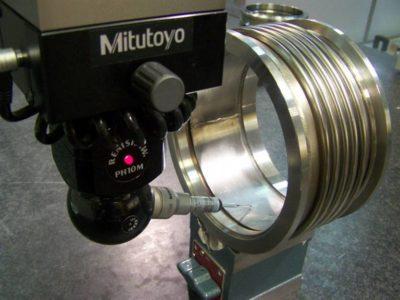 équipements de contrôle compensateurs de dilatation