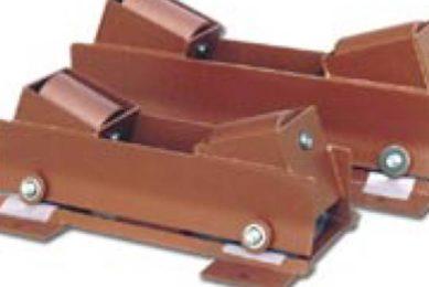 supports, rouleaux, patins compensateur de dilatation